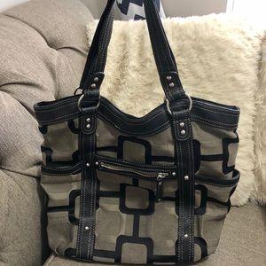 Nine West large shoulder bag